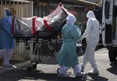México supera los 180.000 muertos por coronavirus