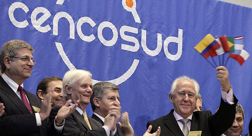 Ganancias de Cencosud crecieron un 78,4% en el primer trimestre