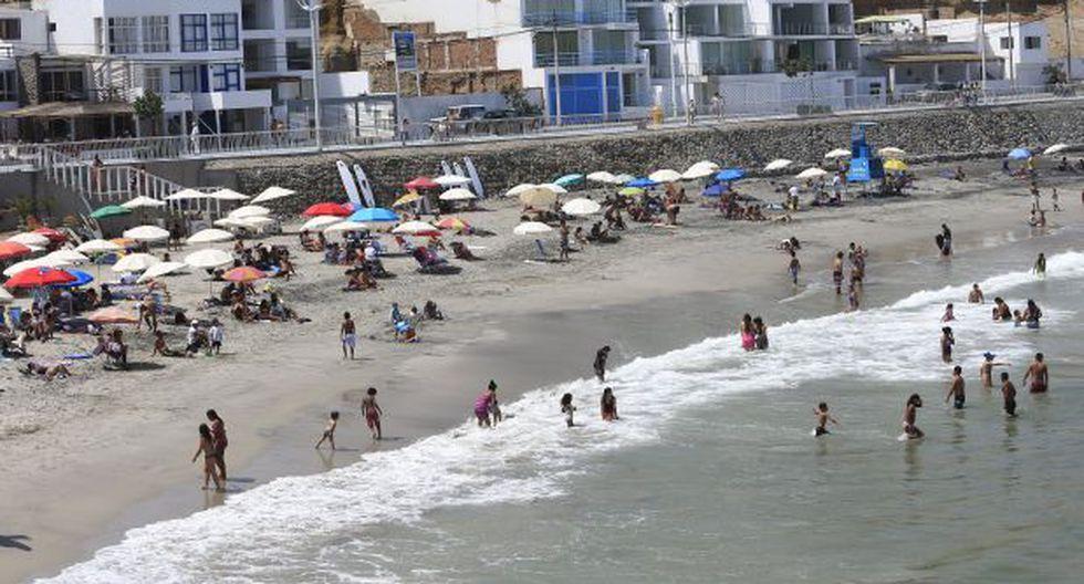 Al menos 40% de playas limeñas no están aptas para bañistas