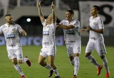 Boca perdió 3-0 ante Santos y fue eliminado de la Copa Libertadores 2020: club de Brasil jugará la final