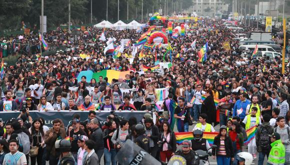 La población LGBT ha exigido en las diferentes marchas y manifestaciones públicas que se les reconozca sus derechos civiles.