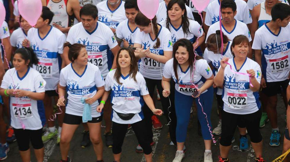 Más de 3 mil participaron en la tercera maratón de ANIQUEM  - 1