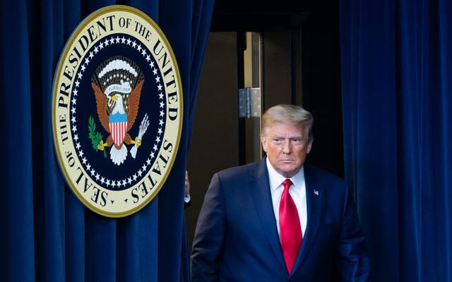 El presidente de Estados Unidos, Donald Trump. (Foto: SAUL LOEB / AFP)