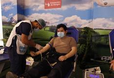 EsSalud reunió 4.787 unidades de sangre gracias al compromiso de donantes
