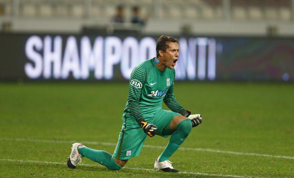Leao Butrón fue la figura de Alianza Lima en el triunfo contra Sporting Cristal. (Foto: USI)