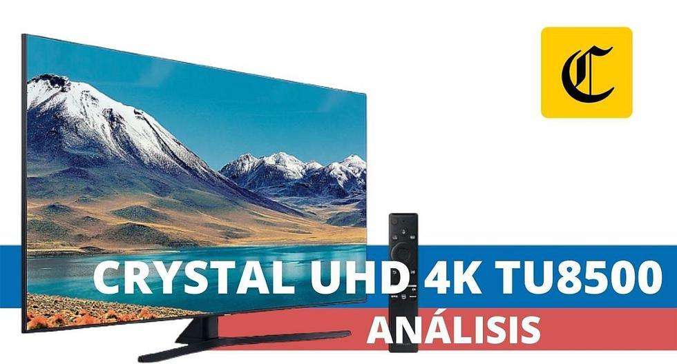 Con esta nueva línea de televisores, Samsung pretende establecer un nuevo estándar para la gama media. (El Comercio)