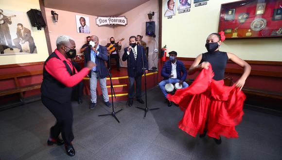 El Día de la Canción Criolla y Halloween se celebran en la misma fecha en el país, el 31 de octubre. (Foto: Hugo Curotto/ @photo.gec)