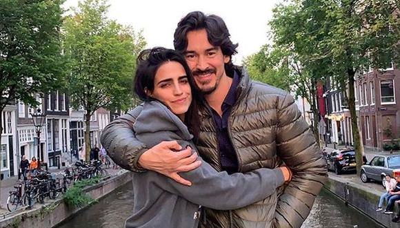 Bárbara de Regil y Fernando Schowenland contrajeron matrimonio civil en 2017 (Foto: Instagram)