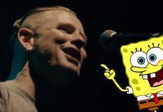 El vocalista de Slipknot asombró a miles de usuarios tras realizar un insólito 'cover' del tema de 'Bob Esponja'