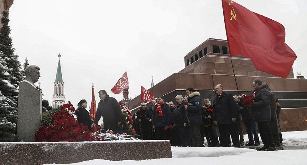 Ciudad natal de Stalin recuerda los 137 años de su nacimiento - 8