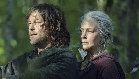 """""""The Walking Dead"""" llegará a su fin en la temporada 11, pero habrá un 'spin-off' sobre Daryl y Carol. (Foto: AMC)"""