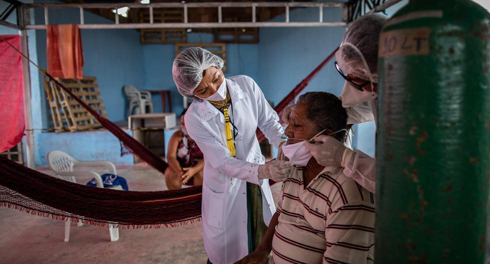 Coronavirus en Brasil   Últimas noticias   Último minuto: reporte de infectados y muertos hoy, martes 23 de febrero del 2021. (Foto: EFE).