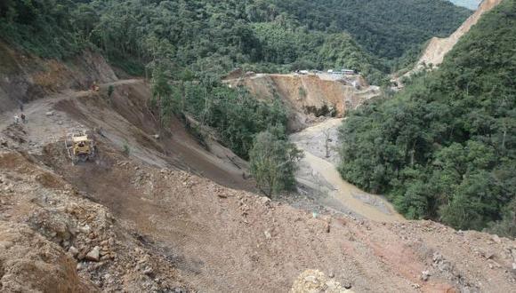 Deslizamiento en Echarati deja tres desaparecidos