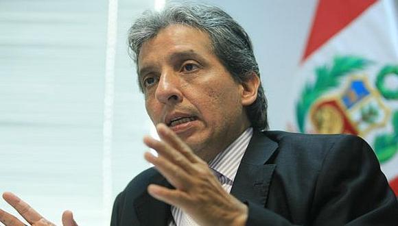 Ministro del Ambiente, Manuel Pulgar Vidal. (Foto: El Comercio)