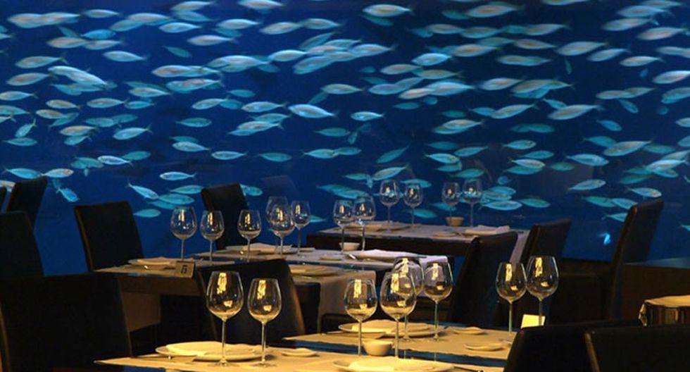 Sumérgete en este restaurante submarino en España - 2