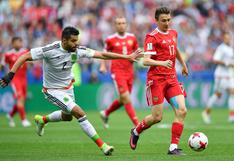 México vs. Rusia: el VAR vuelve a ser protagonista en jugada polémica
