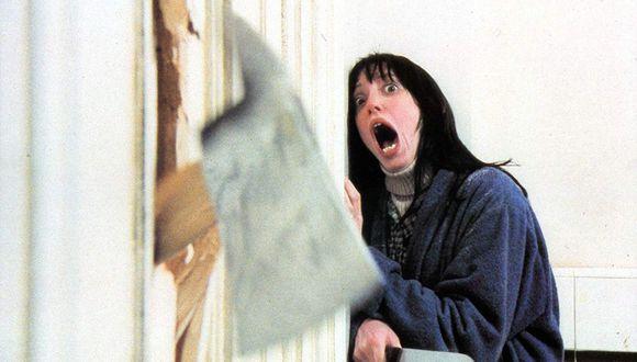"""Shelley Duvall en """"El resplandor"""" (1980). (Foto: Difusión)"""