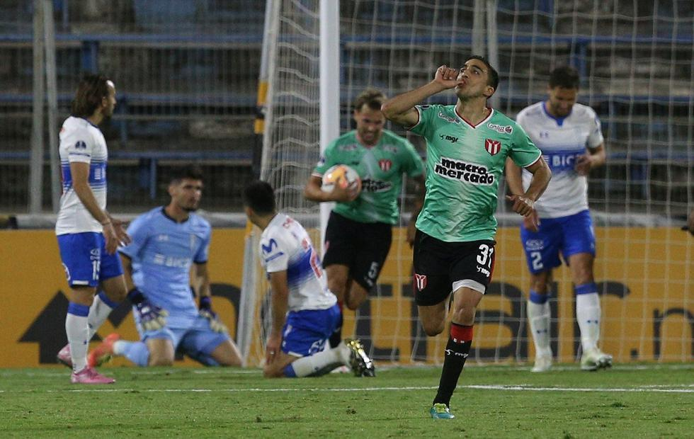 Universidad Católica cayó frente a River Plate pero avanzó en la Copa Sudamericana