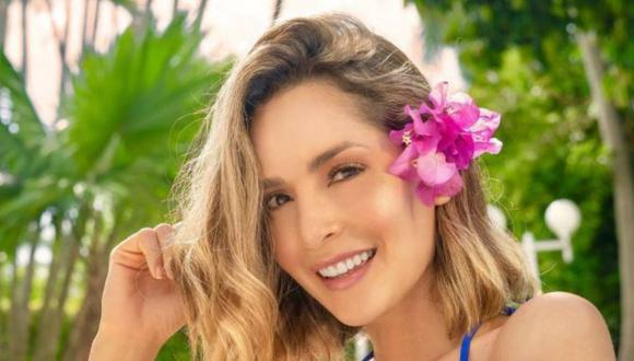 La actriz nacida en Barranquilla tenía 25 años cuando consiguió su primer papel protagónico (Foto: Carmen Villalobos / Instagram)
