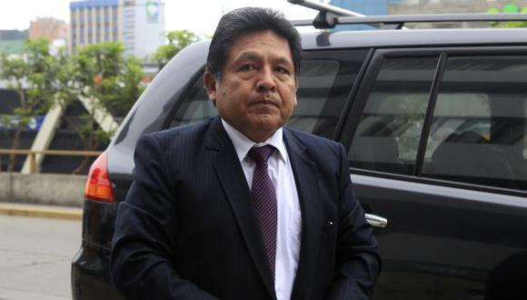 En el anterior Congreso, el ex legislador Mesías Guevara presentó una acusación constitucional contra el ex fiscal de la Nación, Carlos Ramos Heredia. (Foto: Archivo El Comercio)