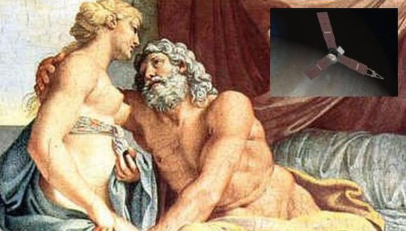 Juno y Júpiter: El mito de amor detrás de la misión espacial