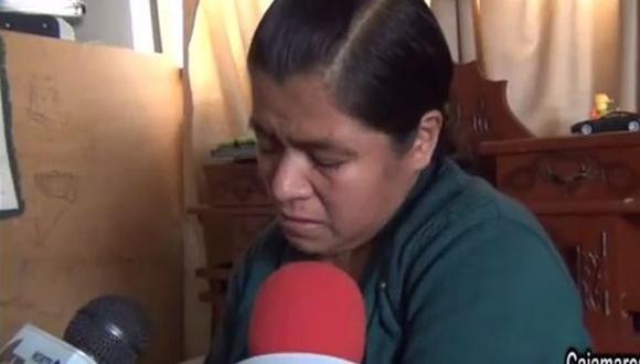Cajamarca: niño de 7 años vive con enorme tumor en la pierna
