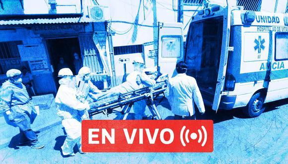 Coronavirus Perú EN VIVO   Últimas noticias, cifras oficiales del Minsa y datos sobre el avance de la pandemia en el país, HOY miércoles 02 de setiembre de 2020, día 171 del estado de emergencia por Covid-19. (Foto: Diseño El Comercio)