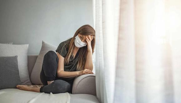 La pandemia está causando que las personas experimenten temor, ansiedad, angustia y depresión. Si estos síntomas no son tratados adecuadamente pueden desencadenar problemas de salud mental.  (Foto: iStock)