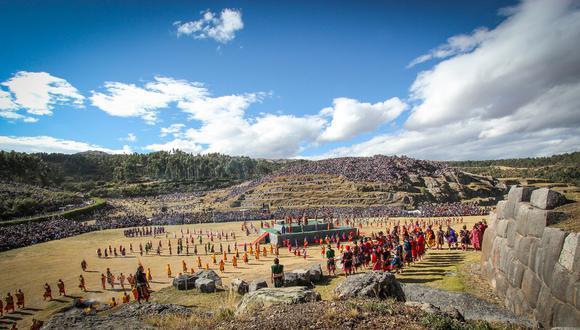 Invocaron a los asistentes al Inti Raymi que respeten y protejan nuestro patrimonio cultural. (Foto: DDC Cusco)
