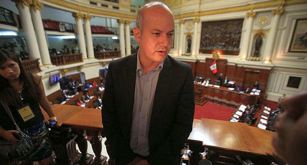 """Tejada dice que García """"tergiversa"""" informe de Agua para Todos"""