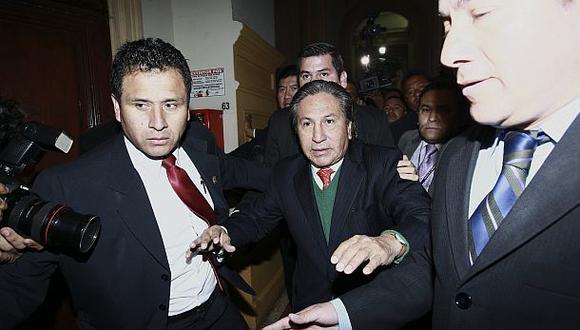 El ex presidente Alejandro Toledo ha preferido guardar silencio sobre la cita que sostuvo con Rodolfo Orellana en el 2009. (Foto: Alessandro Currarino/ Archivo El Comercio)