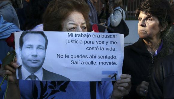 Muerte de Nisman: hallan ADN de otra persona en el departamento