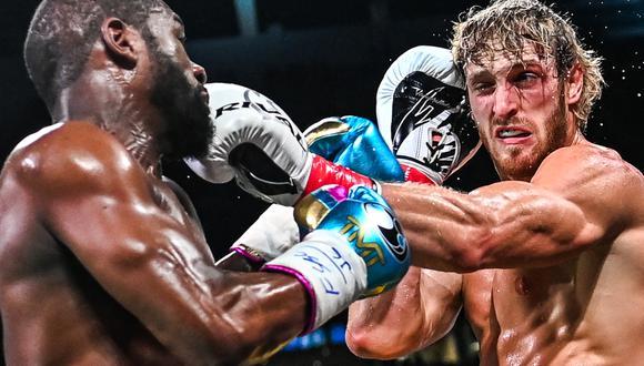Logan Paul dijo sentirse feliz de haberse enfrentado ante Floyd Mayweather y no con Manny Pacquiao, esto luego de ver entrenar a la leyenda filipina en el WildCard Boxing.