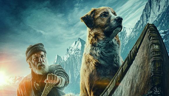 """""""El Llamado Salvaje"""", película próxima a estrenarse en Perú, motivó a Cinépolis a realizar una única función en la que se podrá ir acompañado con mascotas. (Foto: Cortesía)"""