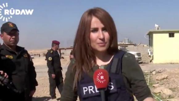Mosul: Muere periodista mientras cubría ofensiva contra el EI