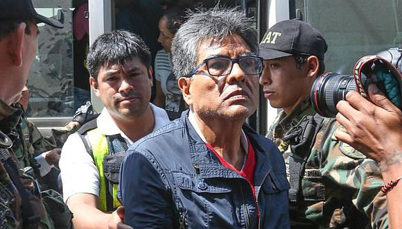 El ex vocal supremo Robinson Gonzales fue uno de los que visitó a Rodolfo Orellana durante su estancia en el penal de Piedras Gordas. (Foto: Andina)