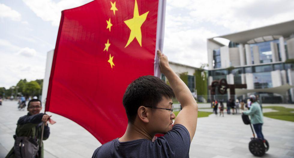 """China pide a sus ciudadanos que evalúen los """"riesgos"""" de irse a estudiar a Estados Unidos. Foto: AFP"""