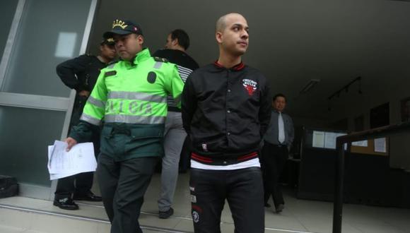 Hijo de cantante Rodolfo Gaitán Castro fue detenido por la policía tras ser acusado de abuso sexual. (USI)
