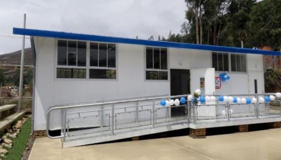 Colegios de Lima en mayor riesgo recibirán aulas prefabricadas