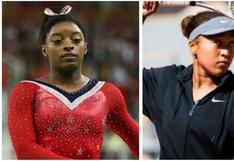 Simone Biles y Naomi Osaka: ¿Por qué debemos poner la salud mental por encima de cualquier medalla?