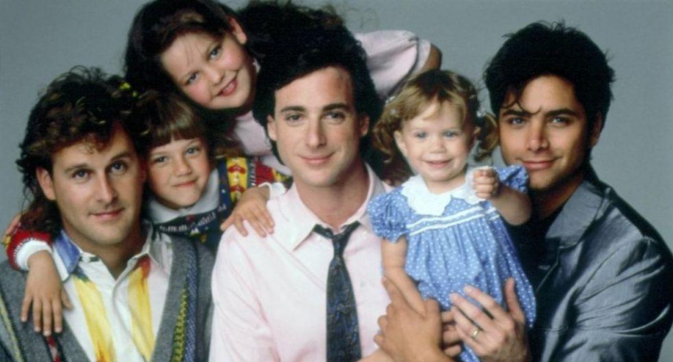 Full house grabó ocho temporadas y 192 episodios, siendo la serie preferida de la gente (Foto: ABC)