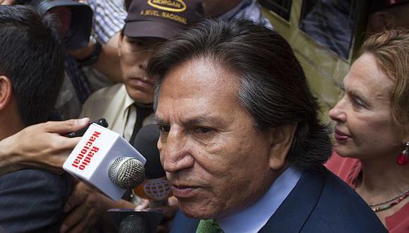 Alejandro Toledo: Comisión Orellana volverá a citarlo