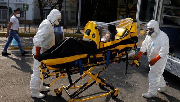 Coronavirus en México | Últimas noticias | Último minuto: reporte de infectados y muertos hoy, sábado 27 de febrero del 2021 | Covid-19 | (Foto: REUTERS/Carlos Jasso).