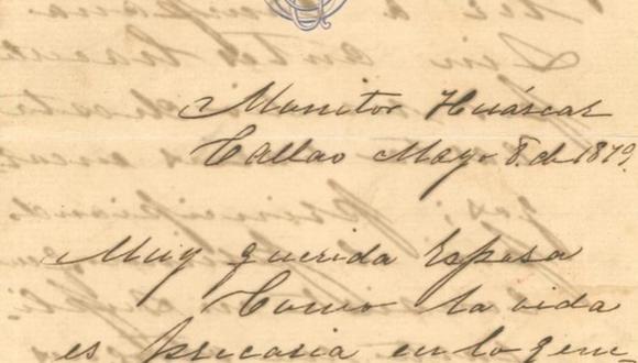 Los manuscritos de le héroe del Pacífico, Miguel Grau Seminario, fueron declarados patrimonio cultural. Datan de 1853 a 1879 y se encuentran en el Archivo Histórico de Marina.