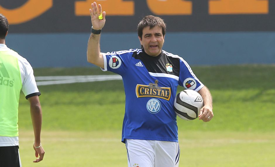 Claudio Vivas es nuevo técnico de Sporting Cristal. (Foto: GEC)