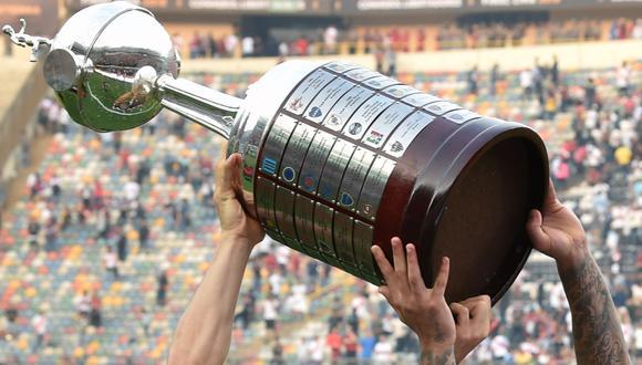 Todos los equipos participantes desean levantar la Copa Libertadores. ¿Qué equipo alcanzará la gloria eterna este año? (AFP)