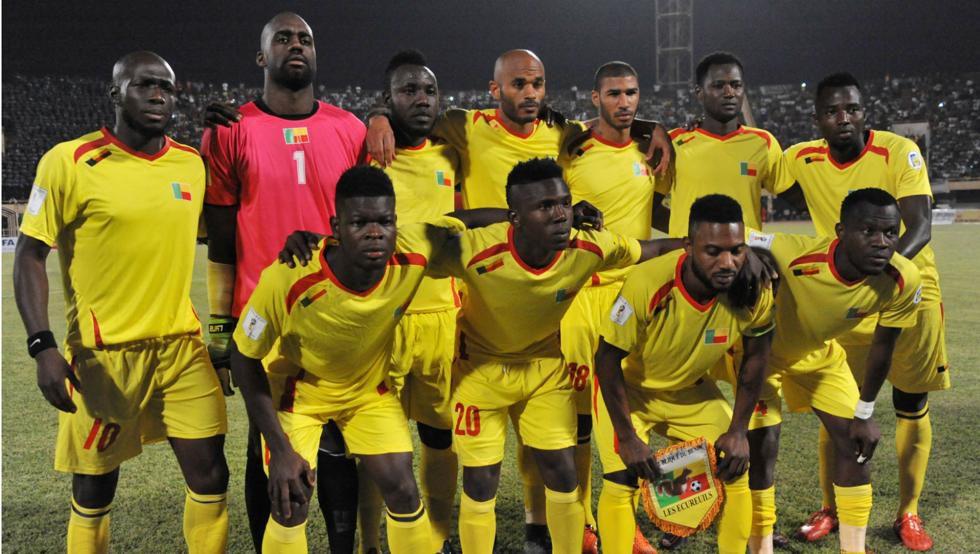 Benín ha vencido sus limitaciones como nación y da pelea en lo futbolístico. (Foto: AP)