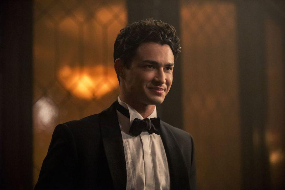 Nick se sacrificó por Sabrina (Foto: El mundo oculto de Sabrina / Netflix)