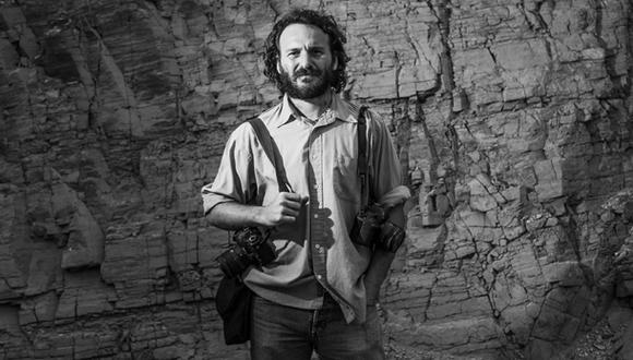 """""""La cámara afgana"""", el nuevo proyecto de Rodrigo Abd"""