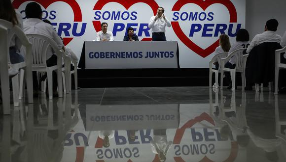 """En un comunicado, señaló que forzar una elección cuando no se ha priorizado la meritocracia """"sería caer en contra de lo que se busca para el país"""". (Foto_ El Comercio)"""